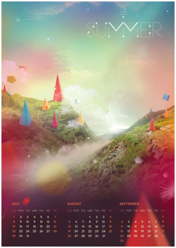 2012 Calendar Designs 27